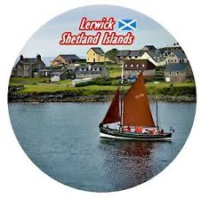 lerwick shetland islands souvenir