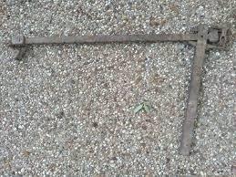 Antique Vintage Fence Wire Stretcher Farm Tool 14 99 Picclick