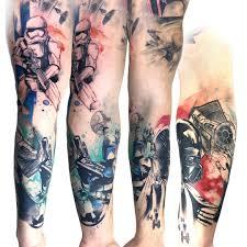 Tatuaz Rekaw 22 Interesujacych Pomyslow Na Rekaw Etatuator Pl