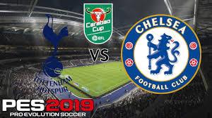 Tottenham vs Chelsea - Carabao Cup Semi ...