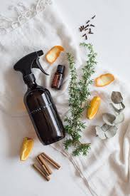 purpose cleaner with essential oils
