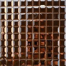 small mirror tiles nz decorative square
