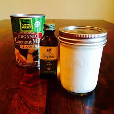 homemade coffee creamer dairy free