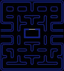 maze pacman transpa png clipart
