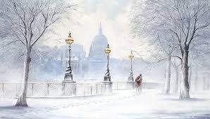 winter snow street jeff rowland