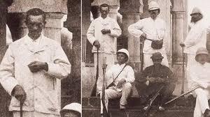 Au temps des colonies, Arthur RIMBAUD   Montray Kréyol