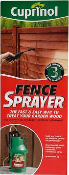 Cuprinol Manual Pump Fence Sprayer Amazon Co Uk Diy Tools