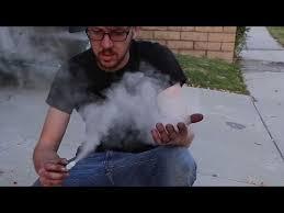 vacuum smoke leak detector for