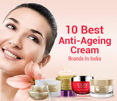 10 best anti ageing cream brands in india