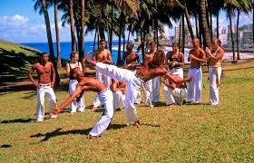 capoeira historic politic social