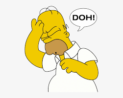 Download Free png Doh Homer Simpson Quotes On Quotestopics - Homer ...