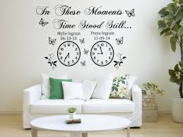 A Moment In Time Wall Decal All Names For Sale In Mountrath Laois From Garage Sale