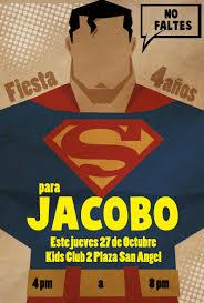 Jacobo S Partty Invitaciones Fiesta