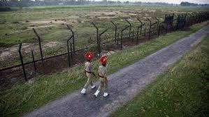 Smart Fence Along Riverine Bangla Border In Assam By July 2020 Bsf Dg India News Hindustan Times