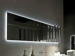 pick a modern bathroom mirror with lights
