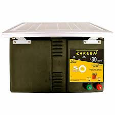 Zareba 30 Mile Solar Low Impedance Fence Charger Esp30m Z At Tractor Supply Co