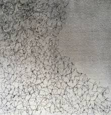 Hilary Ellis | Textile texture, Textile fiber art, Thread art