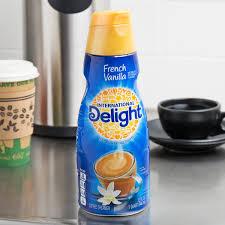 32 oz french vanilla coffee creamer