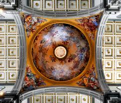 File:Glory of Florentine Saints on the dome in San Lorenzo ...