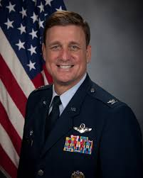 COLONEL JEFFREY SMITH > Air Education and Training Command > Display