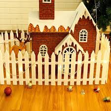 Discount Christmas Decorations For Fence Christmas Decorations For Fence 2020 On Sale At Dhgate Com
