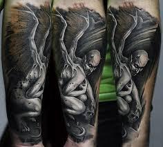 Tatuaze 3d Demony