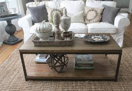 30 rustic coffee table decor ideas you