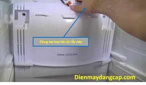 Sửa tủ lạnh Samsung vẫn chạy nhưng không lạnh - Điện máy đẳng cấp