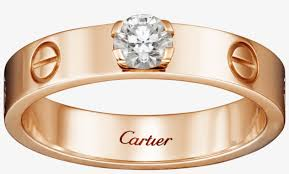 solire ring cartier wedding band
