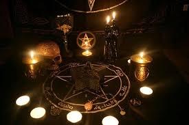 black magic spell