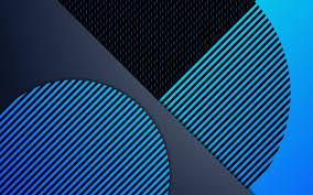 تحميل خلفيات تصميم المواد خطوط الأزرق والرمادي الأشكال الهندسية