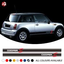 Automotive Parts Accessories Classic Whole Roof Graphics Decor Stickers Decal For Mini Cooper F55 Hatchback Parts Accessories Telesys Co In