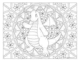 149 Dragonite Pokemon Coloring Page Kleurplaten Pokemon Tekenen