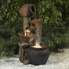 garden fountain decoration