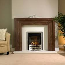 t fireplaces linear fire surround