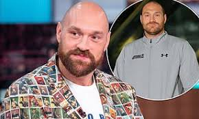 Tyson Fury believes he'd be 'rotting in a box somewhere, dead' had ...