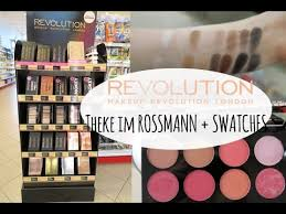 makeup revolution im rossmann