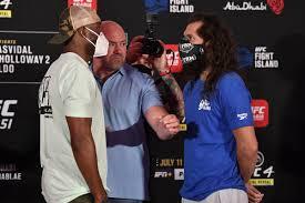 UFC 251 Results: Usman vs. Masvidal ...