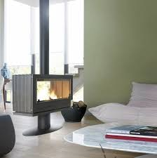 kw double fronted wood burning stove