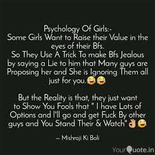 psychology of girls som quotes writings by mishraji ki