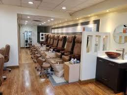 nail salon and spa in suffolk