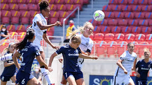 Portland Thorns, Washington Spirit play to draw as Lindsey Horan scores  impressive diving header - CBSSports.com