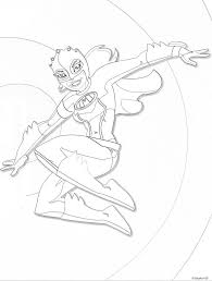 Mega Mindy Coloring Pages Coloring Home