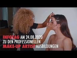 famous face academy make up artist schule