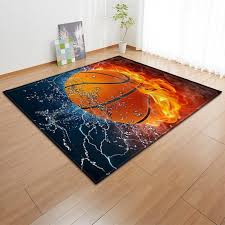 3d Sports Basketball Carpet Children Room Decoration Area Rugs Soccer Play Mat Boys Birthday Gift Living Room Rugs Carpets Industrial Carpet Broadloom Carpet From Fugao001 26 93 Dhgate Com