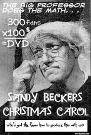 "Flexitoon Presents ""Sandy Becker's Christmas Carol"" - Home | Facebook"