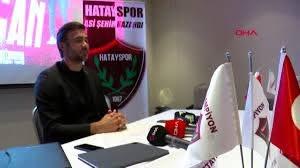 SPOR Hatayspor Teknik Direktörü Ömer Erdoğan Başarı için canla başla  çalışacağız - Haberler - Haber Ofisi