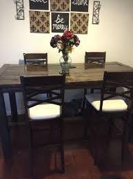 farmhouse table diy counter height 58