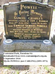 Samuel Charles Powell (1860 - 1952) - Genealogy