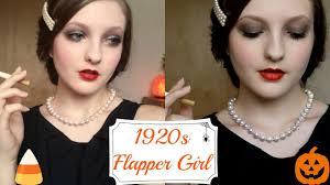 flapper eye makeup tutorial